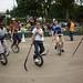 unicycle platoon