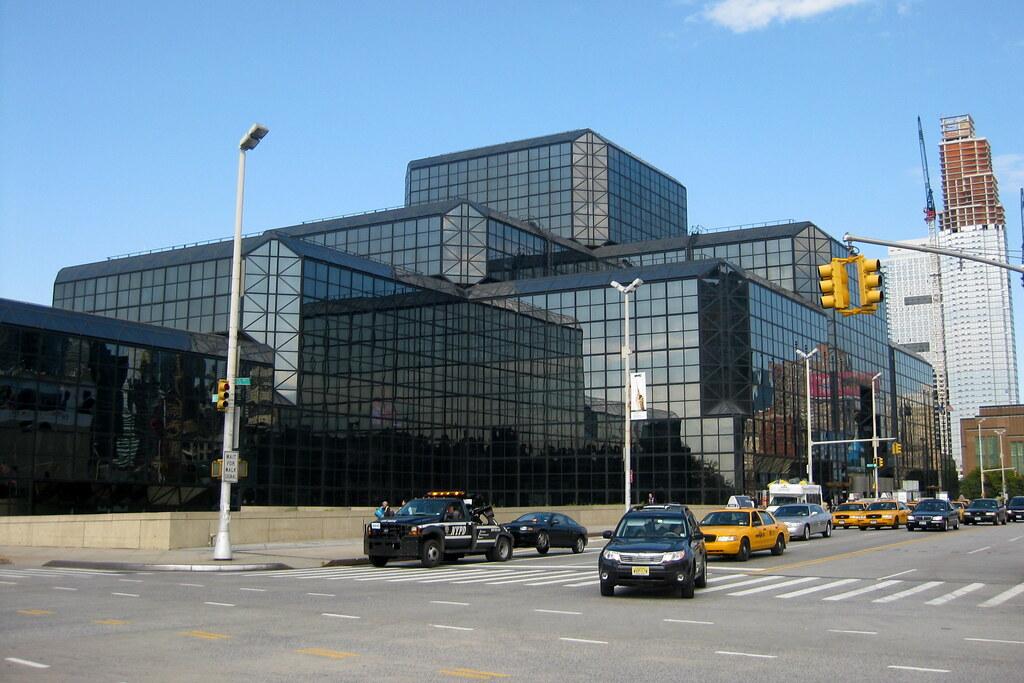 Jacob K Javits Federal Building New York