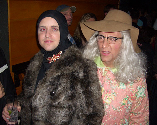 Little And Big Edie Night Of 100 Drag Queens At