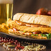 Fish PoBoy Sandwich for Zatarain's