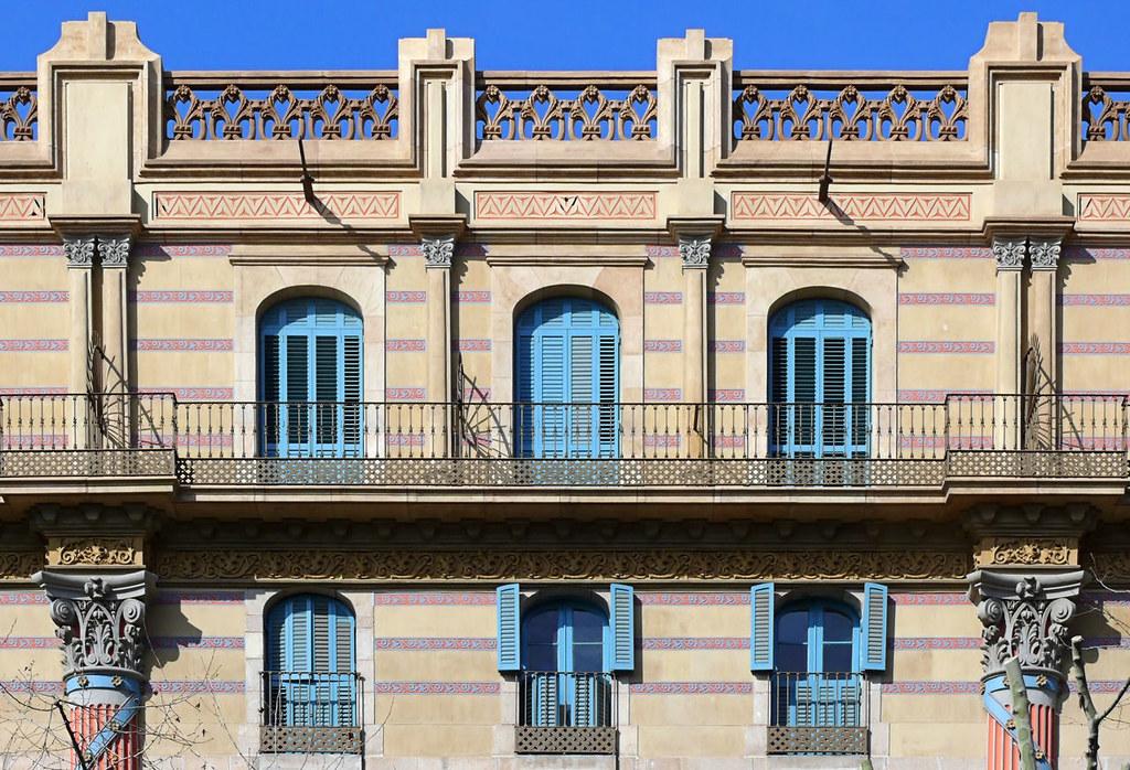 Barcelona ronda sant antoni 043 b casa moritz iii 1890 flickr - Moritz ronda sant antoni ...