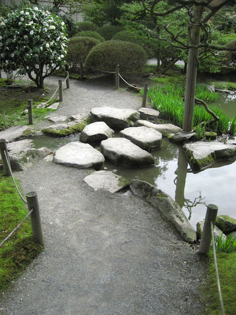 15 stone the japanese garden in seattle is for Japanese garden stones