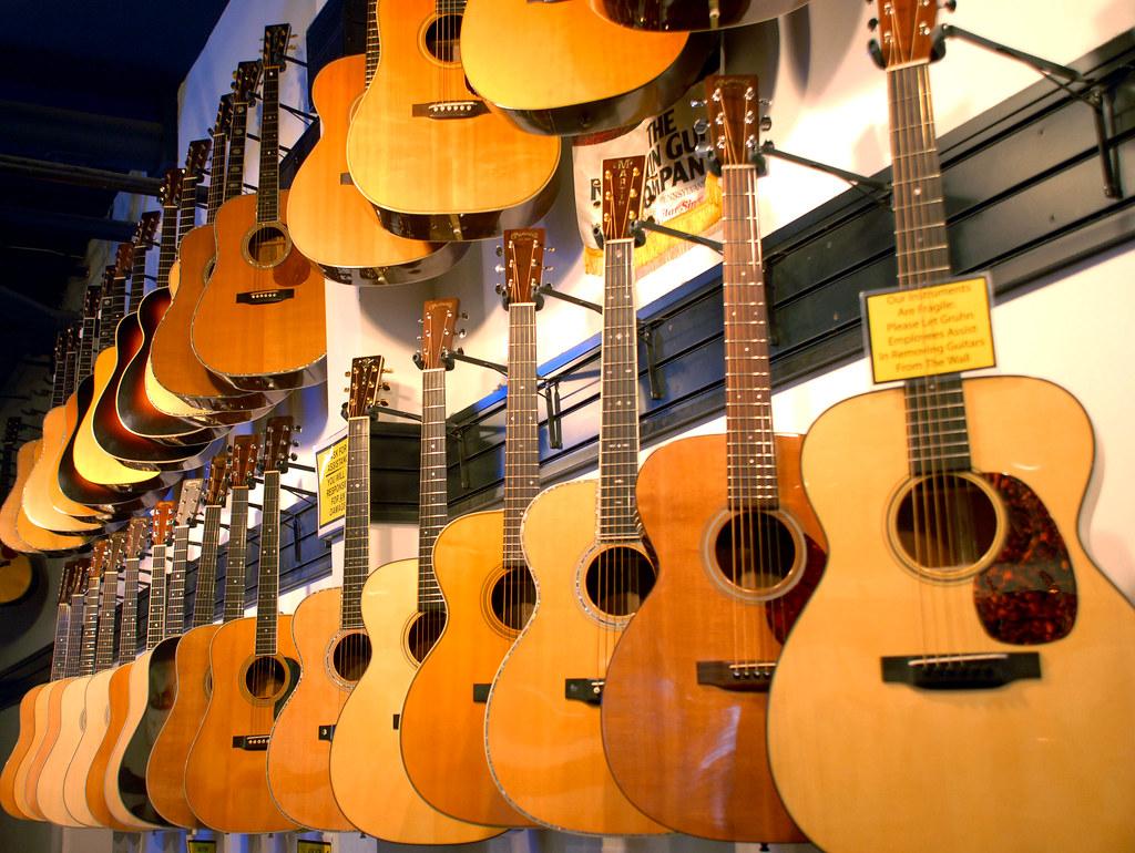 martin guitars at gruhn 39 s guitar shop nashville nc flickr. Black Bedroom Furniture Sets. Home Design Ideas