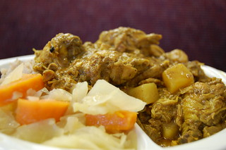 chicken curry at Island Style | by stu_spivack