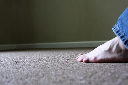 Replace the carpet before selling your home