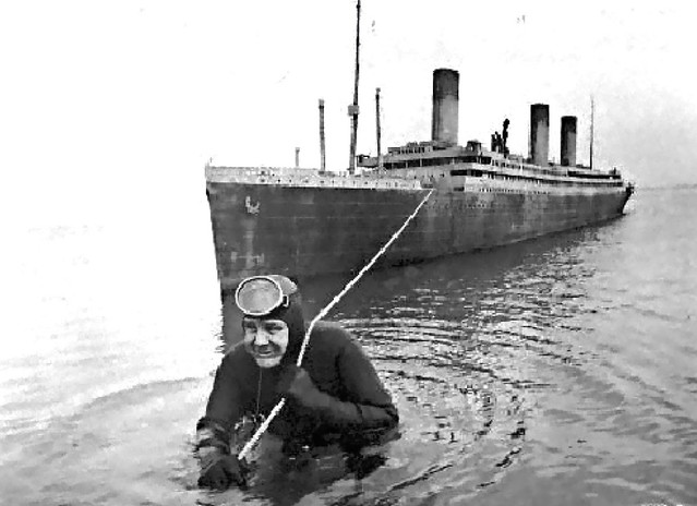 Leadership Lessons from the Titanic for Charities