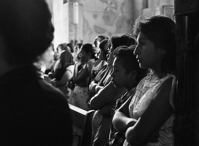 Mass in San Salvador, 1982 | by Marcelo  Montecino