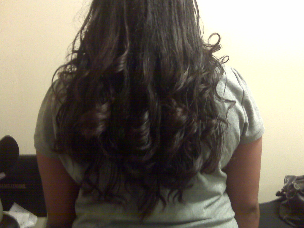 Long Layer Cut Back View Long Stacked Layers 45
