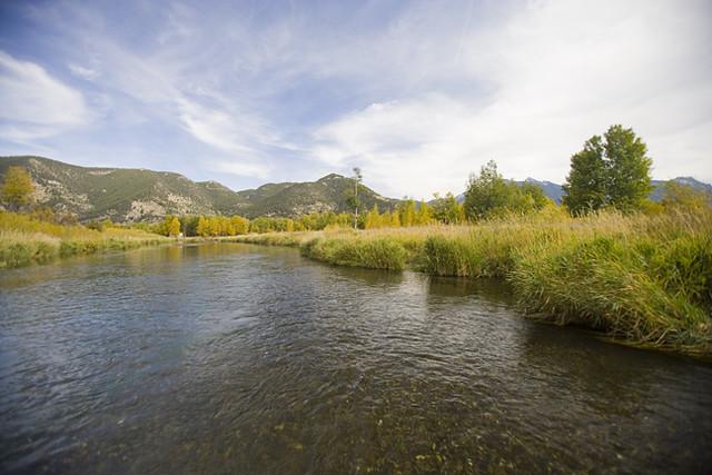 The beautiful madison river fly fishing in bozeman for Bozeman mt fishing
