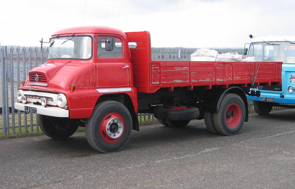 New Ford Trucks >> Ford Thames Trader | Donington 2008 Ford Thames Trader | fryske | Flickr