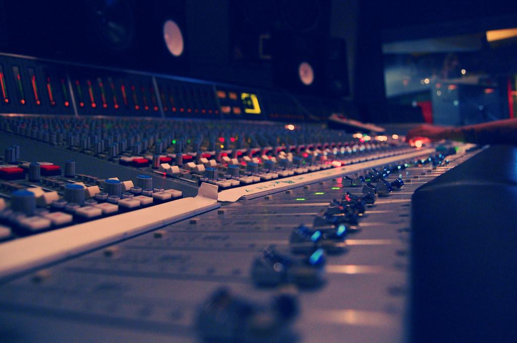 Avex Recording Studio Justin De La Ornellas Flickr