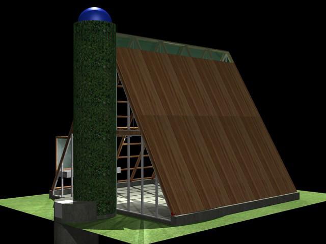 Casa ecol gica prefabricada img 04 el art fice i igo - Casa ecologica prefabricada ...