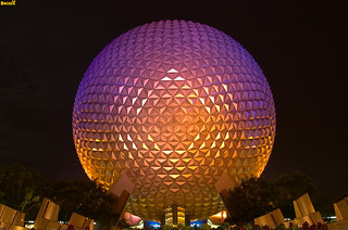 EPCOT's Spaceship Earth | by Tom.Bricker