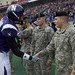 Soldiers Recognized at Northwestern University for Veterans Day