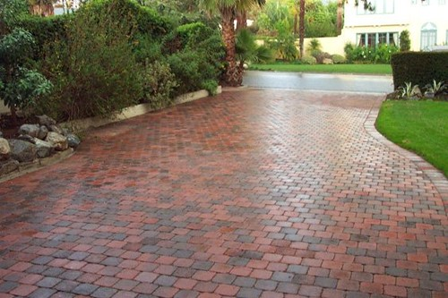 Paving Stone Driveway Flickr