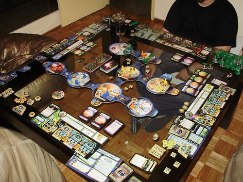 Starcraft the board game flickr photo sharing - Gioco da tavolo game of thrones ...