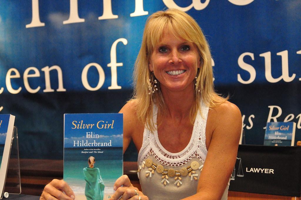 Elin Hilderbrand Book Tour