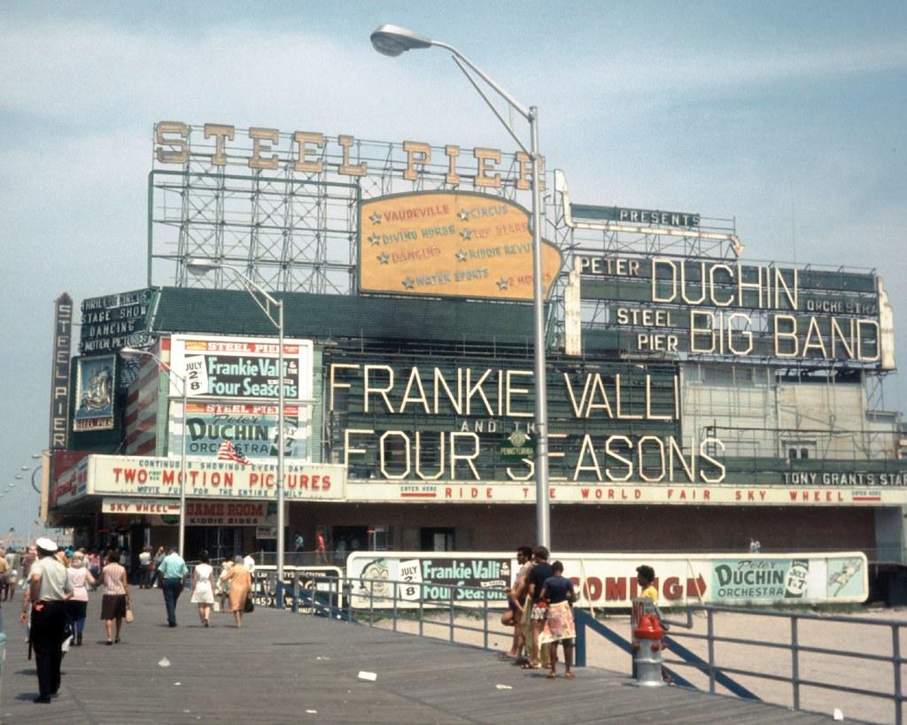 Frankie Valli Atlantic City