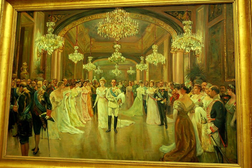 Museo De La Vida En Palacio Palacio Real De Aranjuez