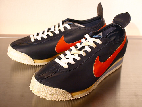 Nike Leather Cortez Vintage