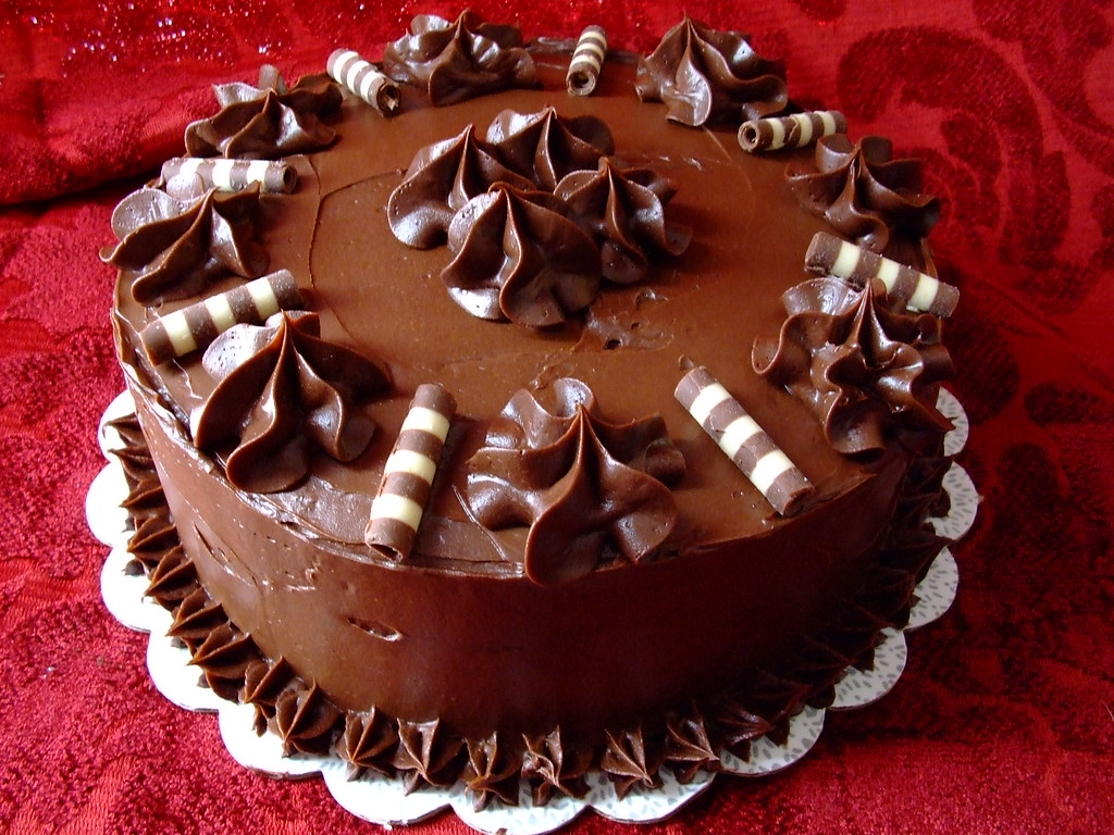 Chocolate Dream Cake Chocolate Dream Cake This One