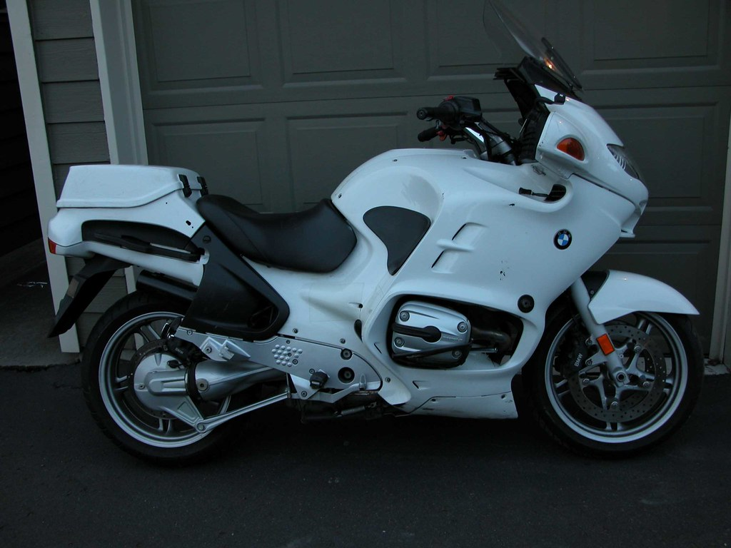 2004 Bmw R1150rt P Motorcycle Lecapopral Flickr