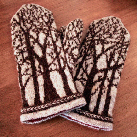 deep in the forest mittens Louhitar Flickr
