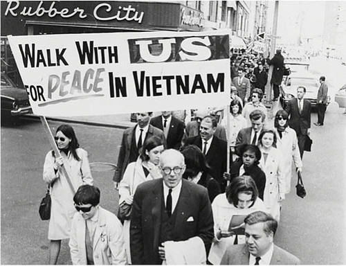 the cold war and the issues of the 1960s on the civil rights revolution