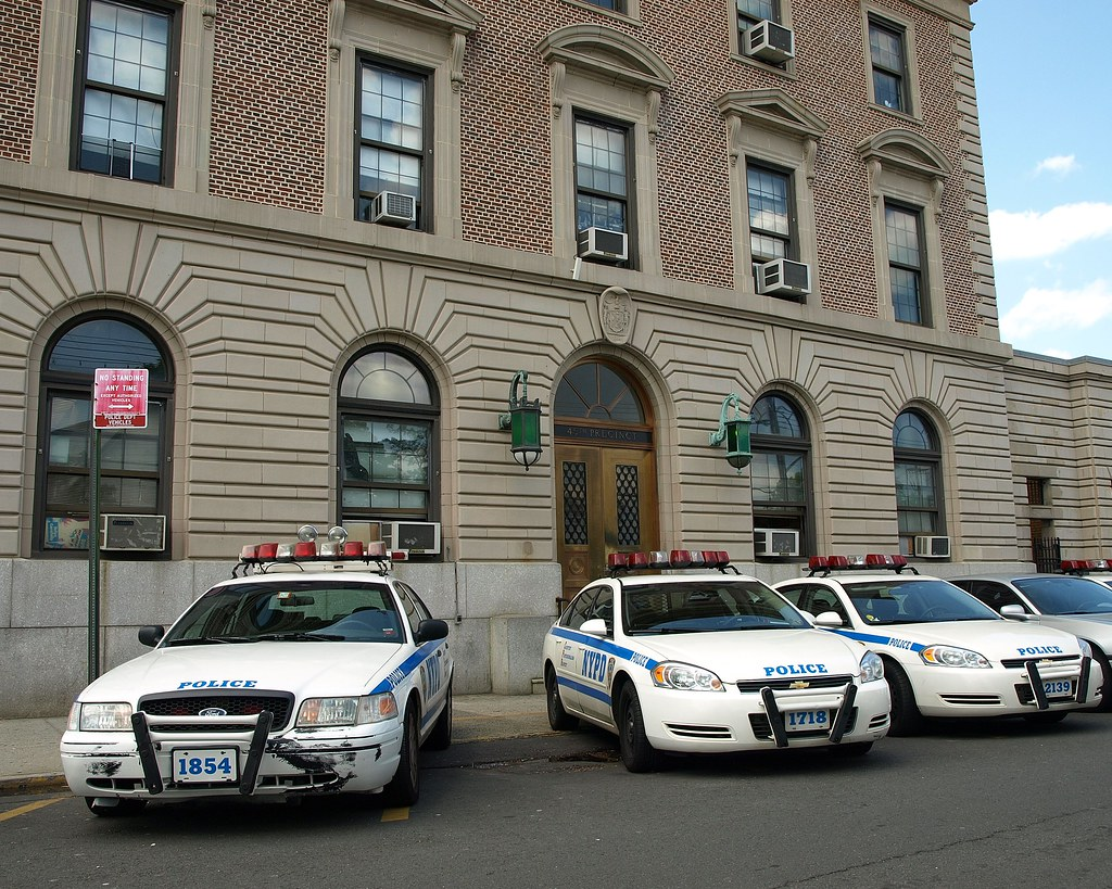 p045 nypd police station precinct 45 throggs neck bronx flickr. Black Bedroom Furniture Sets. Home Design Ideas