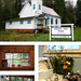 Stewart's Point Church (Old Finnish Church) - Quincy, Oregon