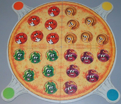 pizza party board game | Flickr - Photo Sharing!