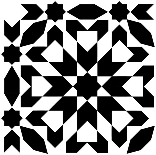 CF Tile Pattern | Base pattern created in Context Free ...