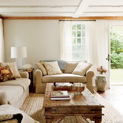 Coastal Living Room Silver Bowl The Estate Of
