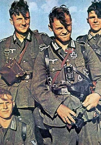 German Soldiers Autumn 1942 Glory The Largest Archive