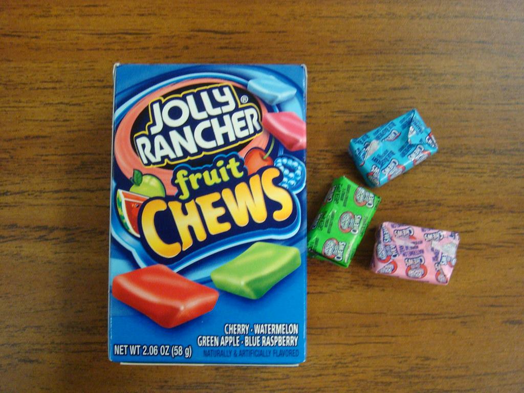 Jolly Rancher Fruit Chews