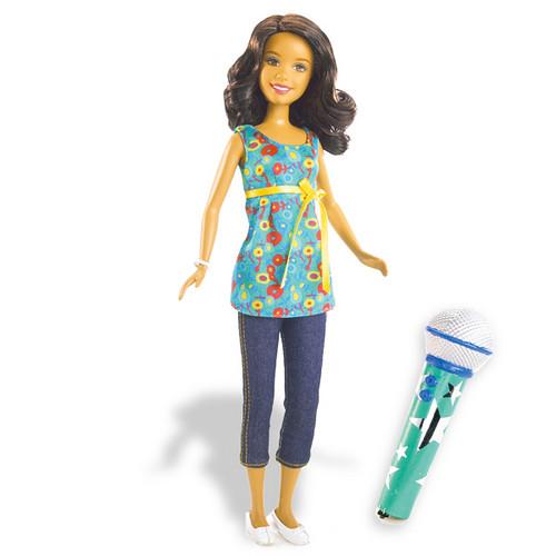 High School Musical 2 Sing Together Gabriella Doll
