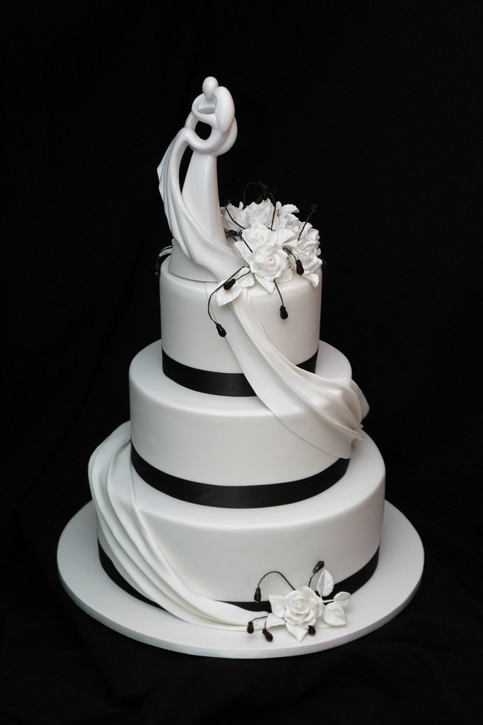 how much wedding cake should i get black and white drape i probably get enquiries about 15554
