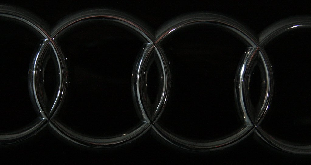 Audi Logo Symbol 4 Wheels Bd081031 21170 Blake Flickr