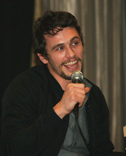 James Franco discussing Harvey Milk | by david_shankbone