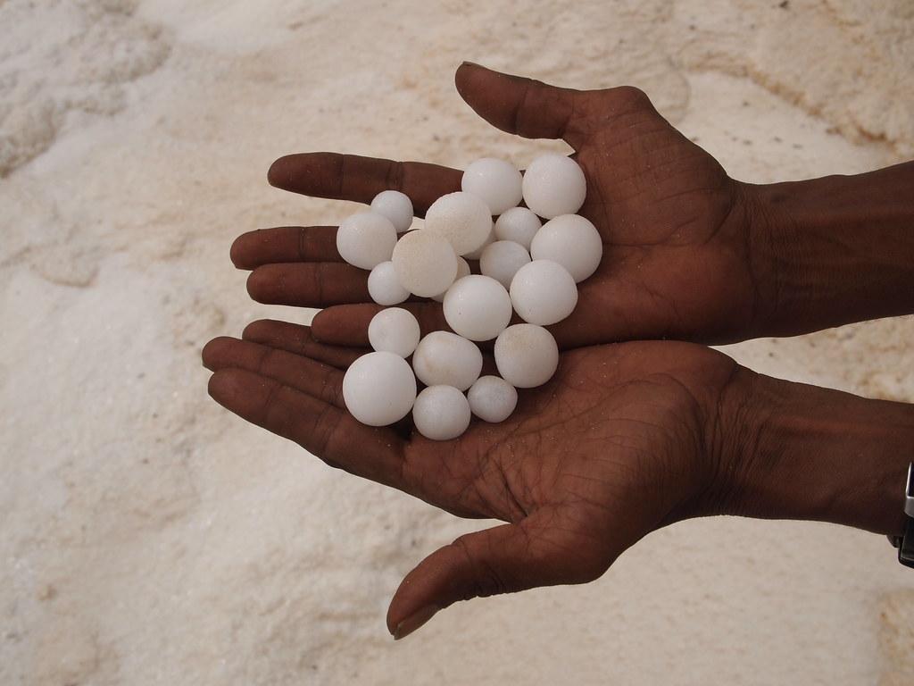 salt-pearls | The pearls of Djibouti. | Jon Evans