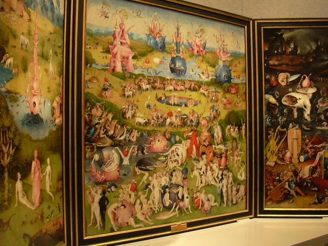 Il giardino delle delizie 1480 bosch giovanni v flickr - Il giardino delle delizie bosch ...