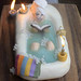 Bath n bubbles cake 1