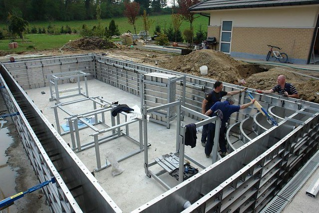 Formed Concrete Swimming Pool : Swimming pool formwork for more information about
