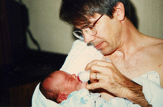 He will be 16 in a few days. <3 (the baby, not the man...he be older...) :} | by Globetoppers