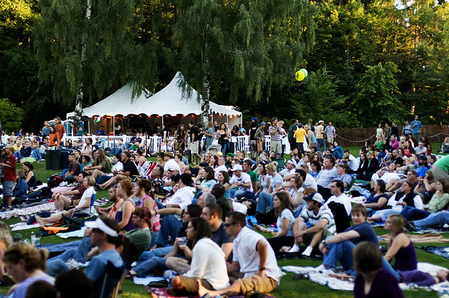 Edgefield Concerts On The Lawn Mcmenamins Photos Flickr