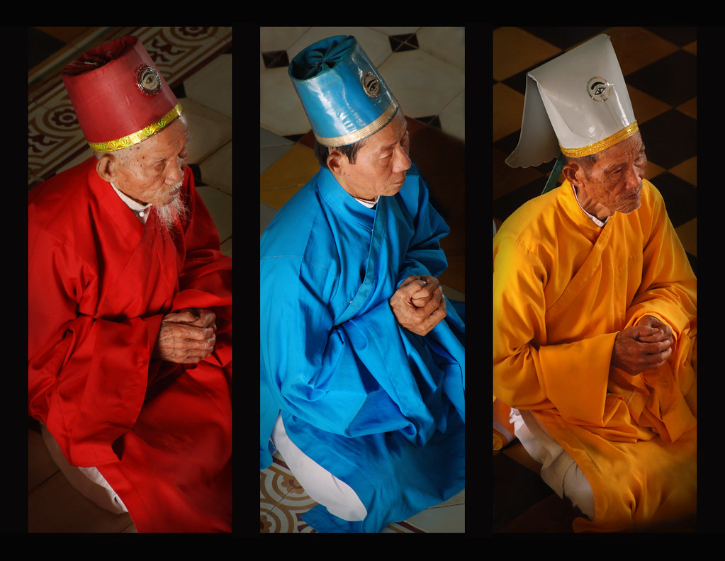 buddhist / taoist