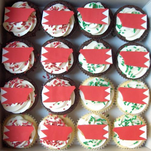 Mcgill Rowing Logo Cupcakes 3 Dozen Chocolate Mud And Vani Flickr