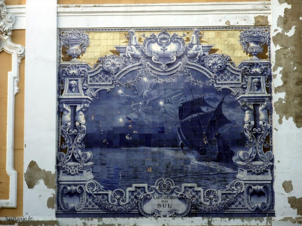 Azulejos Cruzeiro do Sul, Jorge Colaço