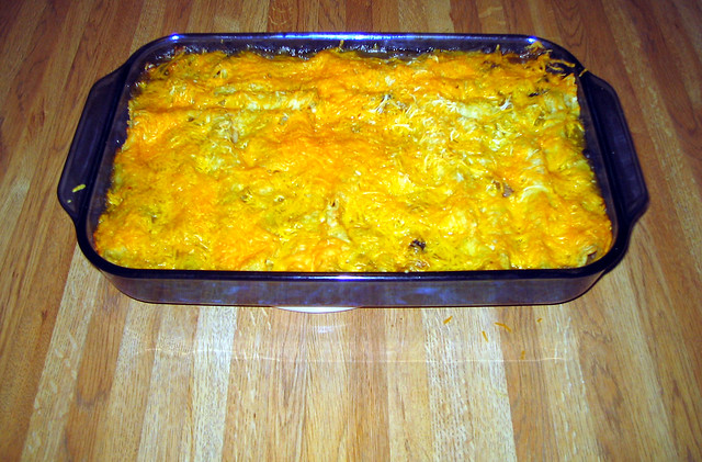 Sweet potato and black bean enchiladas | Flickr - Photo Sharing!