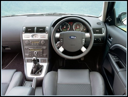 2004 ford mondeo zetec s interior flickr photo sharing - Ford mondeo interior ...